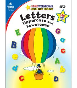 Letters: Uppercase and Lowercase