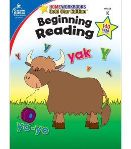 Beginning Reading, Kindergarten