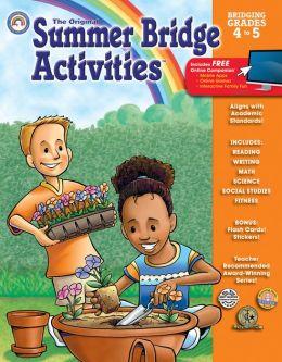 Summer Bridge Activities Grades 4-5