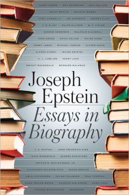 Essays in Biography