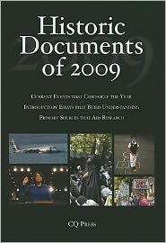 Historic Documents of 2009