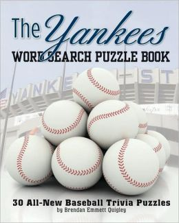 Yankees Rule! Word Search Puzzle Book