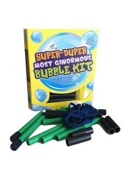 Super Duper Most Ginormous Bubble Kit