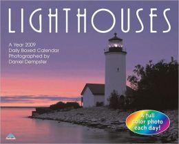 2009 Lighthouses Box Calendar