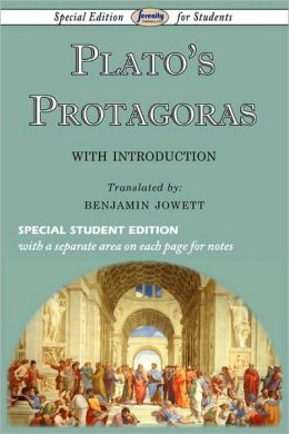 Protagoras (Special Edition For Students)