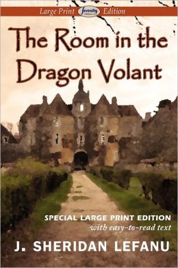 The Room In The Dragon Volant (Large Print Edition)
