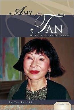 Amy Tan: Author Extraordinaire