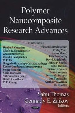 Polymer Nanocomposite Research Advances