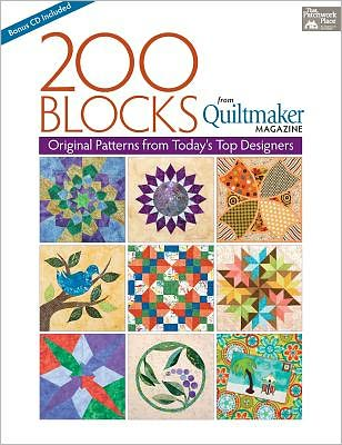 Textbook pdf download 200 Blocks from Quiltmaker Magazine: Original Patterns from Today's Top Designers DJVU MOBI by Quiltmaker (English literature)
