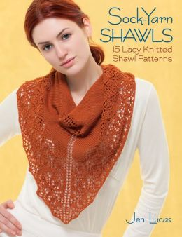 Sock-Yarn Shawls