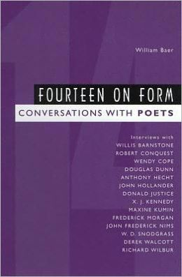 Fourteen on Form: Conversations with Poets