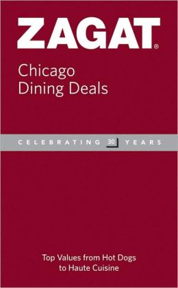 Zagat Chicago Dining Deals 2009
