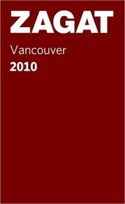 Vancouver Restaurants Pocket Guide 2010