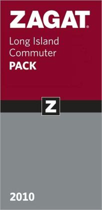 Zagat Long Island Commuter Pack 2010