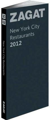 2012 New York City Restaurants - Leather