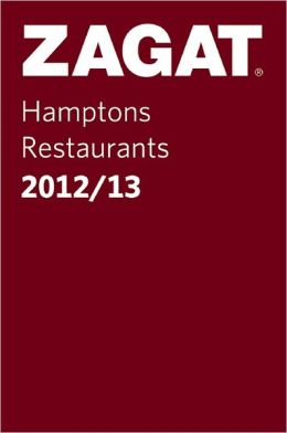 2012/13 Hamptons Restaurants (Pocket Guide)