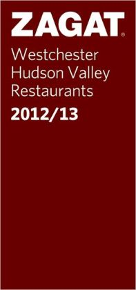 2012/13 Westchester/Hudson Valley Restaurants
