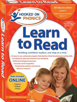 Learn to Read Pre-K Level 1 (Hooked on Phonics: Level 1) Hooked On Phonics.