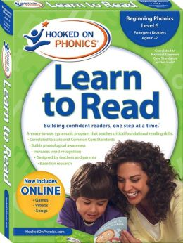 Hooked on Phonics Learn to Read First Grade Level 2