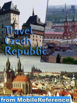 Travel Prague, Czech Republic: illustrated city guide, phrasebook, and maps.