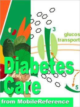 Diabetes Care Pocket Guide