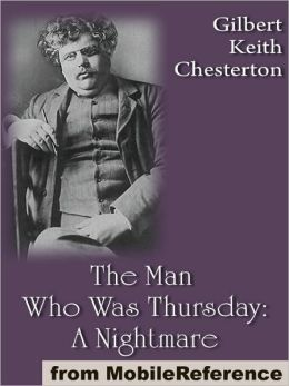 the man who was thursday essay The man who was thursday & the problem of evil a man cannot expect any adventures in the land of anarchy but a man can expect any number of.