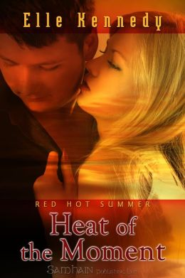 Heat of the Moment (Out of Uniform Series #1)