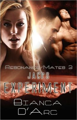 Jaci's Experiment (Resonance Mates Series #3)