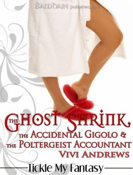 The Ghost Shrink: The Accidental Gigolo / The Poltergeist Accountant