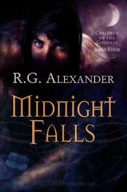 Midnight Falls (Children of the Goddess Series #4)
