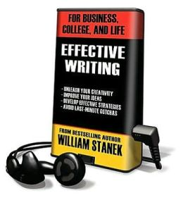 Effective Writing for Business, College, and Life [With Headphones]