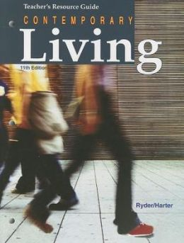 Contemporary Living Teacher's Resource Guide