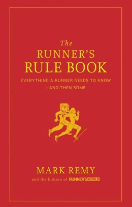 RUNNER'S RULE BOOK