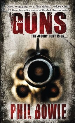 Guns: Book One in the John Hardin Series