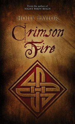 Crimson Fire: Book Two in the Dreamer's Cycle Series