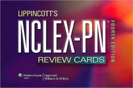 Lippincott's NCLEX-PN Review Cards