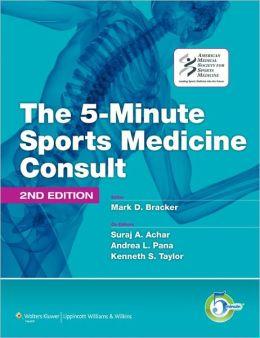 The 5-Minute Sports Medicine Consult