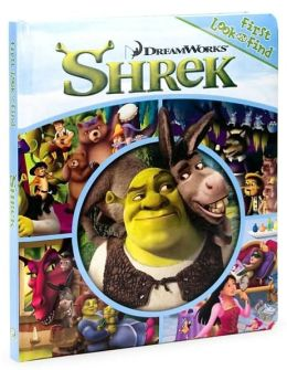 Shrek (First Look and Find Series)
