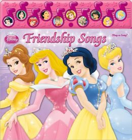 Disney Princess: Friendship Songs