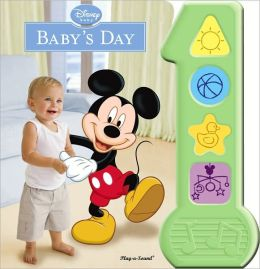 Disney Baby Baby's Day Sound Bk