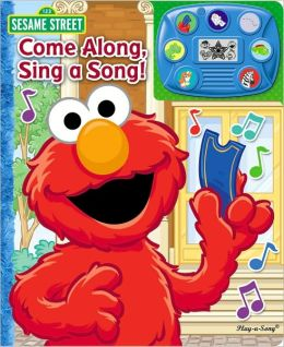 Sesame Street: Come Along, Sing a Song!