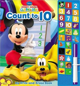 Count to 10 (Mickey Mouse Clubhouse)