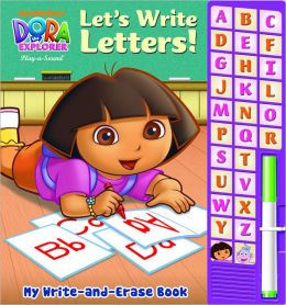 Dora the Explorer: Let's Write Letters!