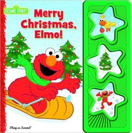 Sesame Street: Merry Christmas, Elmo!
