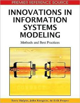Innovations In Information Systems Modeling