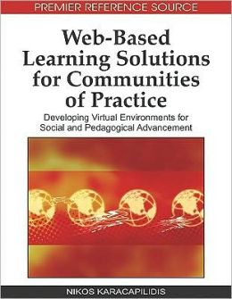 Web-Based Learning Solutions For Communities Of Practice