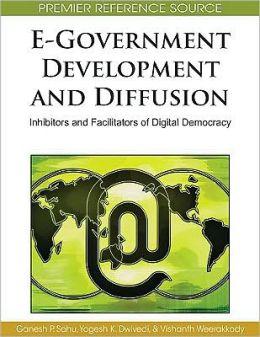 E-Government Development And Diffusion