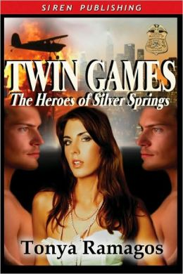 Twin Games The Heroes of Silver Springs 2