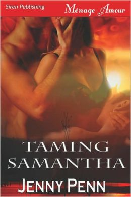 Taming Samantha (Sea Island Wolves Series #2)