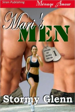 Mari's Men [Lovers of Alpha Squad 1] (Siren Publishing Menage Amour)